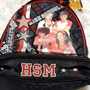 Vintage High School Musical Lunch Box/Bag